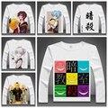 New Fashion Assassination Classroom T Shirt  Long Sleeve Japan Anime tshirts Cartoon Korosensei tops Ansatsu Kyoushitsu  YD-029