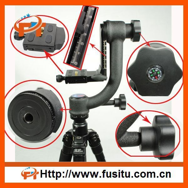 Pro Heavy Duty Gimbal Head with Quick Release