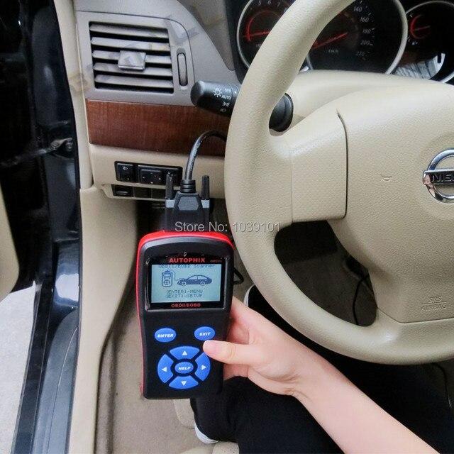 AUTOPHIX ESCAN ES620 Сканер Инструменты Электрический Авто Obd2 Диагностический Инструмент OBD2 OBDII Vag Для VW Audi бензин дизель
