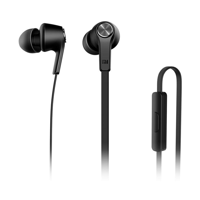 Music Player Original for Xiaomi HiFi Stereo Mi Hybrid 3.5mm Earphones In-Ear headset value pack Piston Earpiece Mic phone