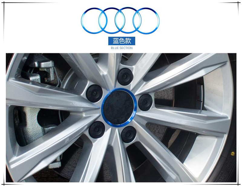 4 pcs/lot New Refitting accessories Car <font><b>Wheel</b></font> center decorative circle fir for <font><b>Peugeot</b></font> 307 206 308 207 <font><b>406</b></font> 407 408 5008 4008 508 image