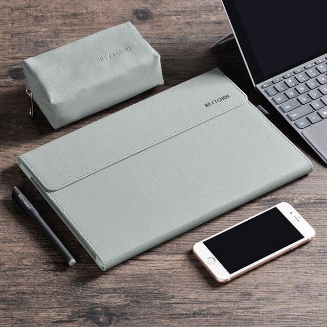 Nueva funda para tableta portátil para Microsoft Surface Go Pro 6 ángulos Folio Stand funda para Surface Pro 6 5 4 funda para portátil de hombre y mujer