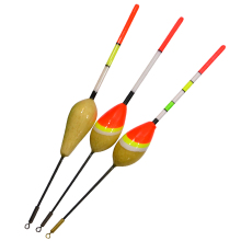 3PCS/Lot 1g-20g Multi Barguzinsky Fir Lake Ocean Boat Fishing Float Boia Flotteur Peche Artigos De Pesca Carp Vissen Tackle