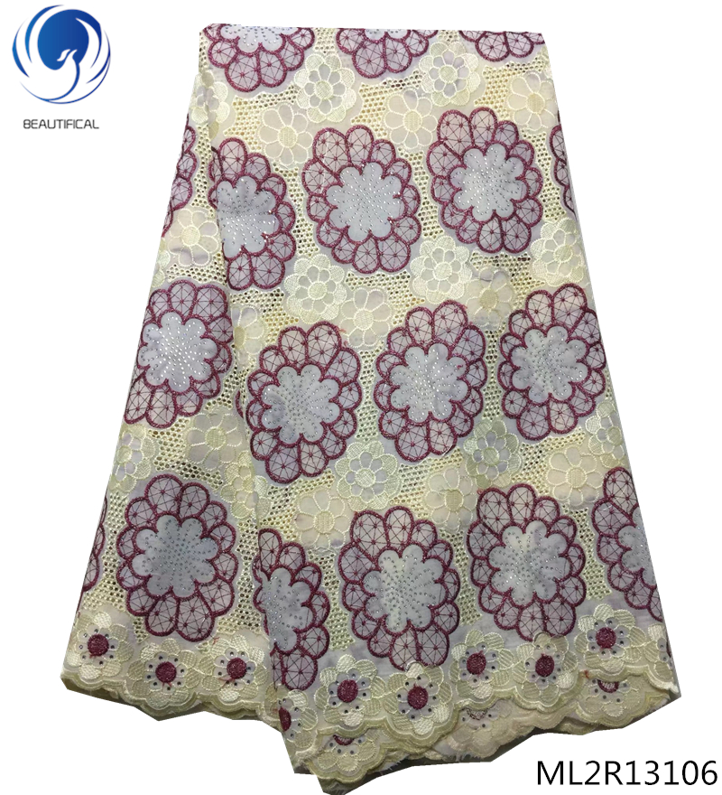 BEAUTIFICAL latest swiss voile lace african voile lace fabric 2019 swiss lace new arrival 5yards lot