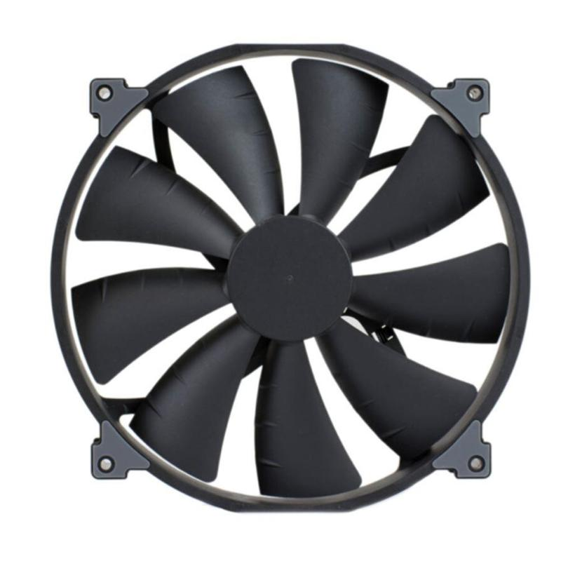 ALLOYSEED 20cm PC Case Cooling Fans PH-F200SP 12V 0.25A 17.52CFM Computer Chassis CPU Cooler Fan 25dBLow Noise Heatsink Radiator