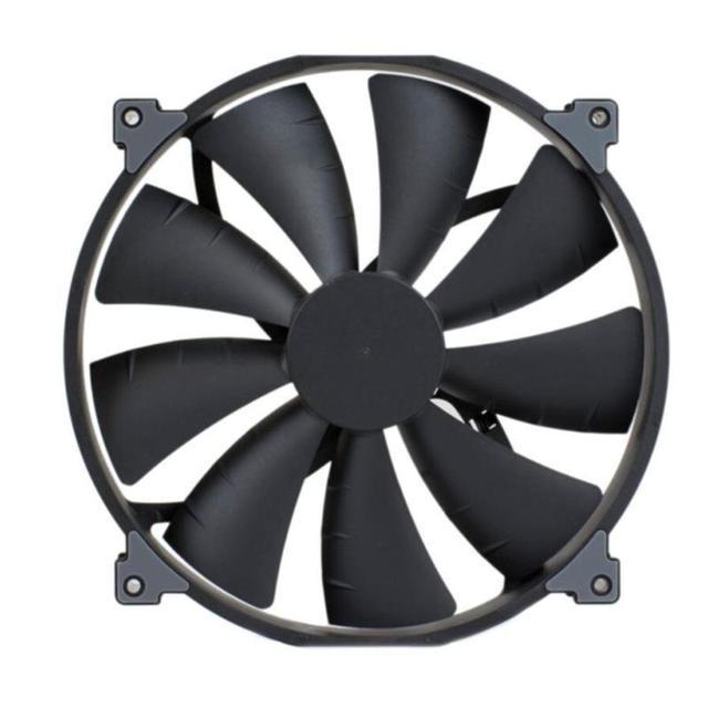 ALLOYSEED 20cm מחשב מקרה קירור אוהדי PH F200SP 12V 0.25A 17.52CFM מחשב מארז CPU Cooler מאוורר 25dBLow רעש גוף קירור רדיאטור