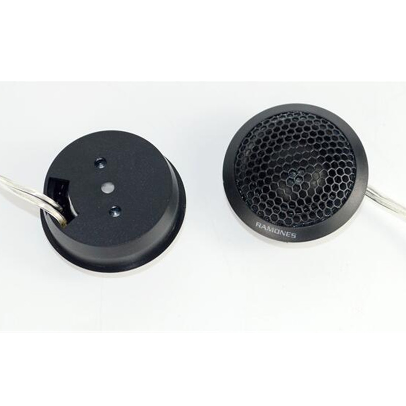 1 paar Car Audio Speaker 1 Inch Tweeter Koorts Treble DIY EEN Kolom Omgekeerde Zijde Film Tweeter Speaker Auto Speaker geluid Helder