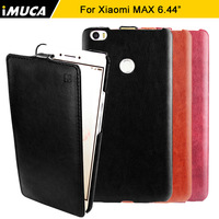 Xiaomi Mi Max Case Cover IMUCA Flip Leather Cass Xiaomi Mi Max 6 44inch Phone Case