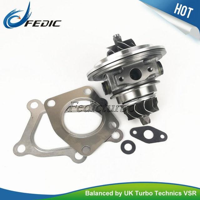Turbine + Gasket Kit K0422 582 53047109904 Turbo Cartridge Chra For Mazda  CX 7