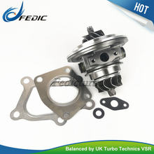 Turbine + Gasket kit K0422-582 53047109904 Turbo cartridge chra for Mazda CX-7 / Mazda 3 6 2.3L 260HP DISI Petrol 2007-2010(China)