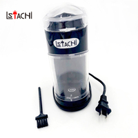 LSTACHi Electric Coffee Grinder 120W Grind Flour Coffee Bean Mill Multifunctional Household Grind Coffee Machine Grain Mill