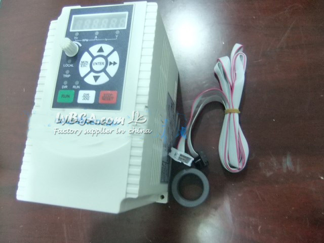 1 5kw water cooling vfd spindle motor with inverter speed for 240v motor speed controller