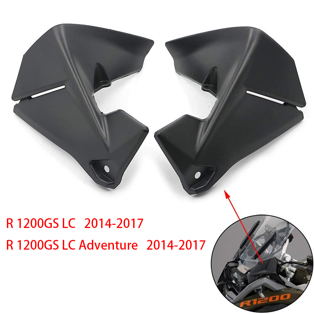 Motorcycle Front Drive Protector Cowl Cockpit fairing for <font><b>BMW</b></font> R1200GS R <font><b>1200</b></font> <font><b>GS</b></font> <font><b>LC</b></font> 2014 - 2017 / R1200 <font><b>GS</b></font> <font><b>LC</b></font> <font><b>Adventure</b></font> 14 - 17 image