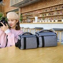 DSLR Camera Bag Case For Fujifilm X-T20 X-T10 X-T2 X-T1 X-E3 X-E2 X-E1 X-A10 X-A5 X-A3 X-A2 X-A1 Waterproof Shoulder Bag
