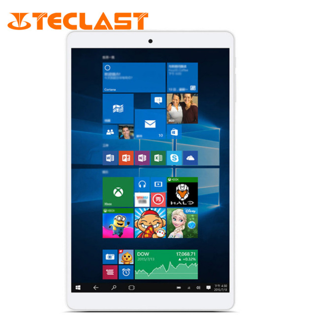 Teclast x80 плюс двойной os windows10 и android5.1 intel cherry trail Z8300 2 ГБ RAM 32 ГБ ROM 8 дюймов IPS 1280x800 HDMI Tablet ПК
