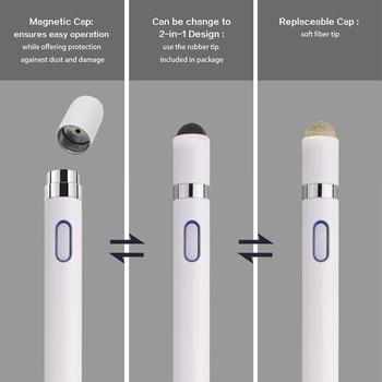 Für Apple Bleistift 2 Suntaiho Neue Stylus Kapazität Touch Bleistift Für Apple Ipad Bleistift Für IPhone XS MAX Mit Einzelhandel Verpackung