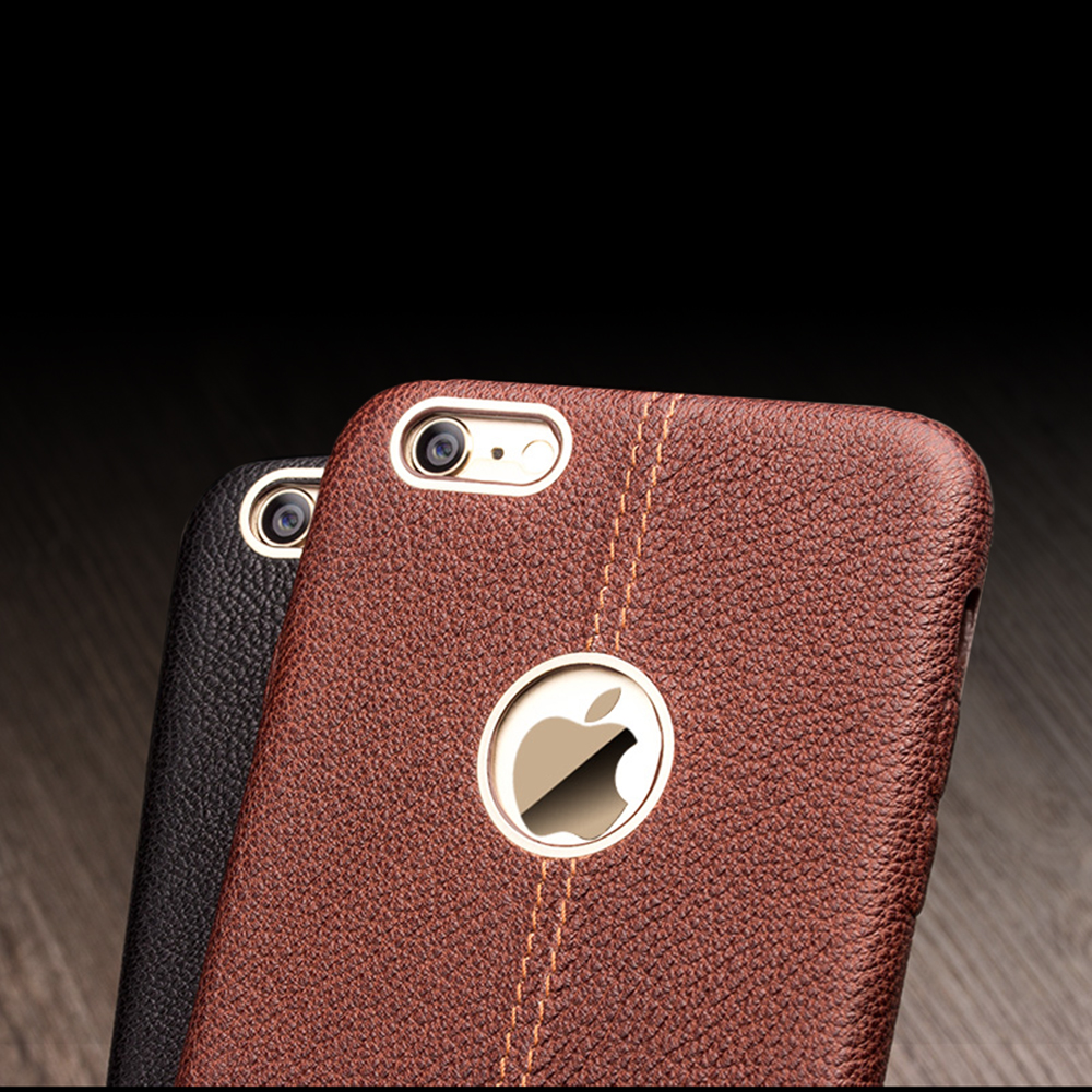 for apple iphone 6 6s 6 6s plus top quality luxury genuine leather