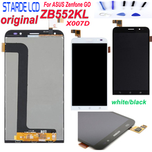 купить LCD Display for ASUS Zenfone GO ZB552KL X007D LCD Display Touch Screen Digitizer Assembly for ASUS Zenfone GO ZB552KL X007D дешево
