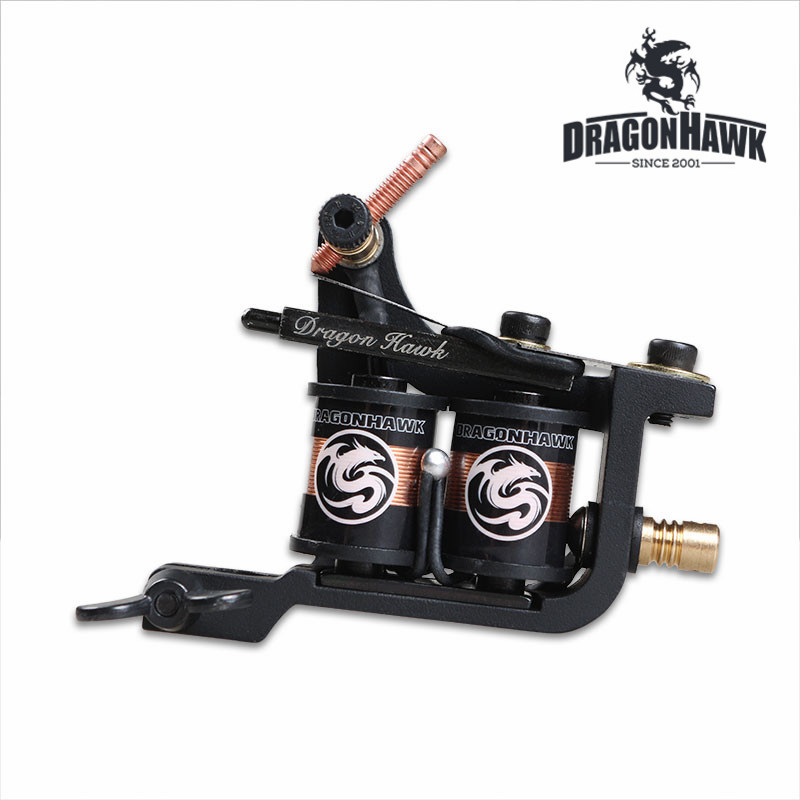 High Quality Shading Machine Tatu Guns Pure Copper Binding Coils - Seni tatu dan badan - Foto 3