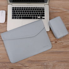 New Pu Leather Laptop Sleeve Case for HP Dell Asus Acer Lenovo Huawei T