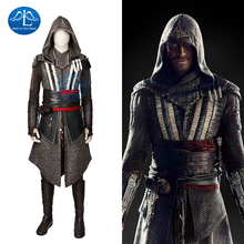 MANLUYUNXIAO Assassins Creed movie Callum Lynch Cosplay costume Men Halloween costume cosplay Assassins Creed fancy costume