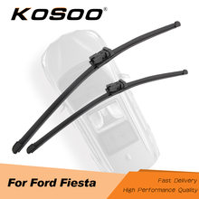 Щетки стеклоочистителя kosoo для ford fiesta mk6 mk7 2002 2003