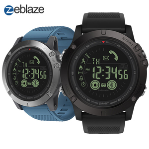 Image 2 - Original Zeblaze VIBE 3 กีฬา Smartwatch 33 เดือนสแตนด์บาย 24 H การตรวจสอบสภาพอากาศสมาร์ทนาฬิกาสำหรับ IOS และ Android