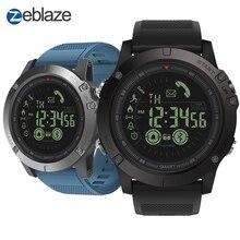 Zeblaze reloj inteligente Zeblaze VIBE 3, deportivo, 33 meses de tiempo en espera, 24h, control del tiempo, para IOS y Android
