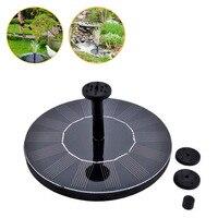 Garden Sprinkler Solar Floating Water Pump Watering Systerm Solar Power Fountain Fountain Water Sprinkler