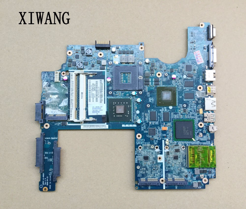 31UP6MB00F0 HP 580973-001 Motherboard for Pavilion DV7-3100 Laptop