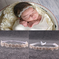 Newborn Baby Photography Props Fashion Flower Headband Girl Hair Accessories