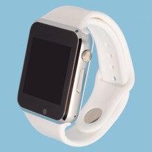 Smart watch gv18 dz09 uhr sync notifier unterstützung sim-karte bluetooth-konnektivität apple iphone android telefon smartwatch uhr