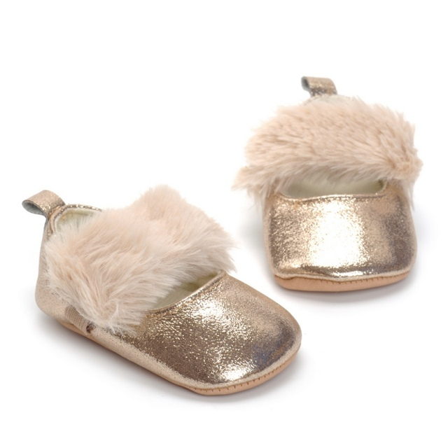 2019 Baby Girls Shoes Princess Cute Soft Sole First Walkers Infant Baby Shoes cute 2