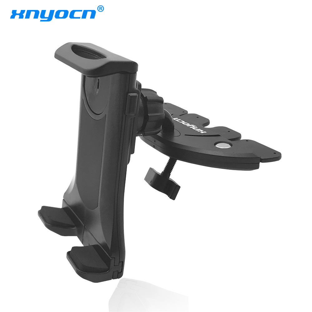 Car CD Player Slot Mount Cradle GPS Tablet Phone Holders Stands For Xiaomi Mi Note,Mi Note Pro,Mi 5 Plus,Mi Note 2/Mi Max 2