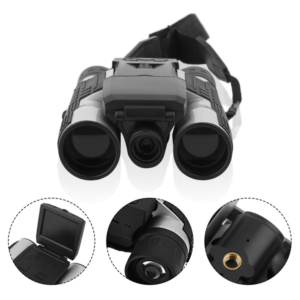 High times 12x32 2.0'' TFT HD 1080P 5MP LCD Camcorder DV Digital Camera Binocular Telescope Display Full HD Telescope Camera professional 12x32 hd binocular telescope digital camera 5 mp digital camera 2 0 tft display full hd 1080p telescope camera