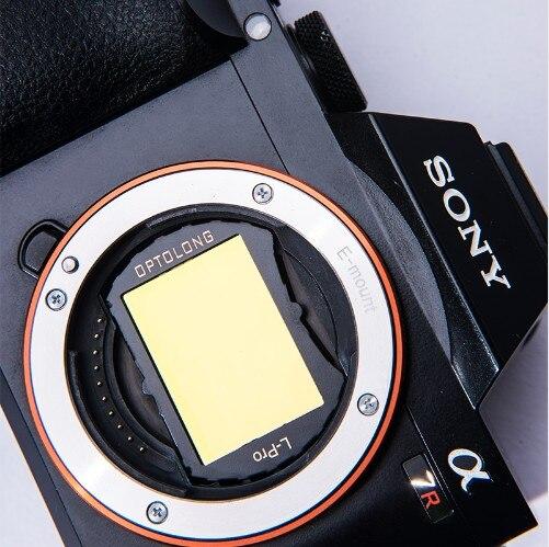 Sony-ff para Astrofotografia Filtros de Poluição Optolong L-pro Selvagem Arquivado Luminosa Mod. 292258