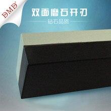 1 STÜCK doppelseitige Messerschärfstein Borcarbid Schleifstein grit 400 800 kostenloser versand