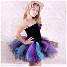 New Baby Girls dress Ballerina Layer Cute Children Ballet dressParty Princess Girl Mini