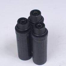 4500PSI 310bar 300 бар PCP компрессор дыхательные стержни Черный цвет 1 шт./лот