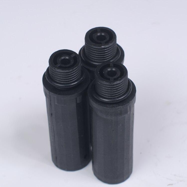 4500PSI 310bar 300 Bar PCP Compressor  Breather Breathing Rods Black Color 1 Pcs/lot