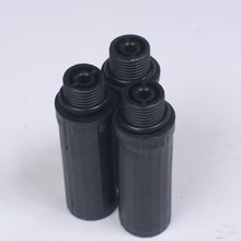 4500PSI 310bar 300 bar PCP compressor breather breathing rods black color 1 pcs/lot(China)