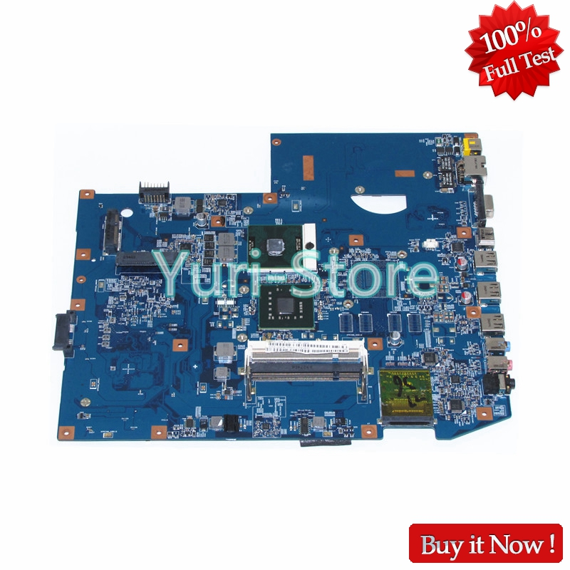 NOKOTION Laptop Motherboard 48.4FX01.01M For Acer aspire 7736 7736z Mainboard MBPJB01001 MB.PJB01.001 GL40 DDR2 Free CPU Tested