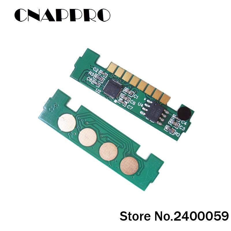 1x Farbpatrone//Chip Black kompatibel zu CLT-K406S für SAMSUNG C410W