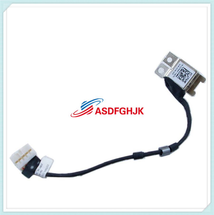For Dell Latitude 3340 dc jack DC Power Jack Socket Plug Cable 50.4OA05.011 0GFNMP GFNMP