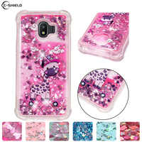 Case for Samsung Galaxy J2 Core 2018 J260 SM-J260F/DS SM-J260 Quicksand TPU Case for Samsung J 2 Core SM J256F/DS Phone Cover