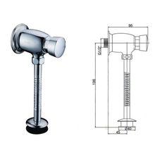 Туалет писсуар сливной клапан латунь тип задержки автоматический запорный клапан 11 — 190