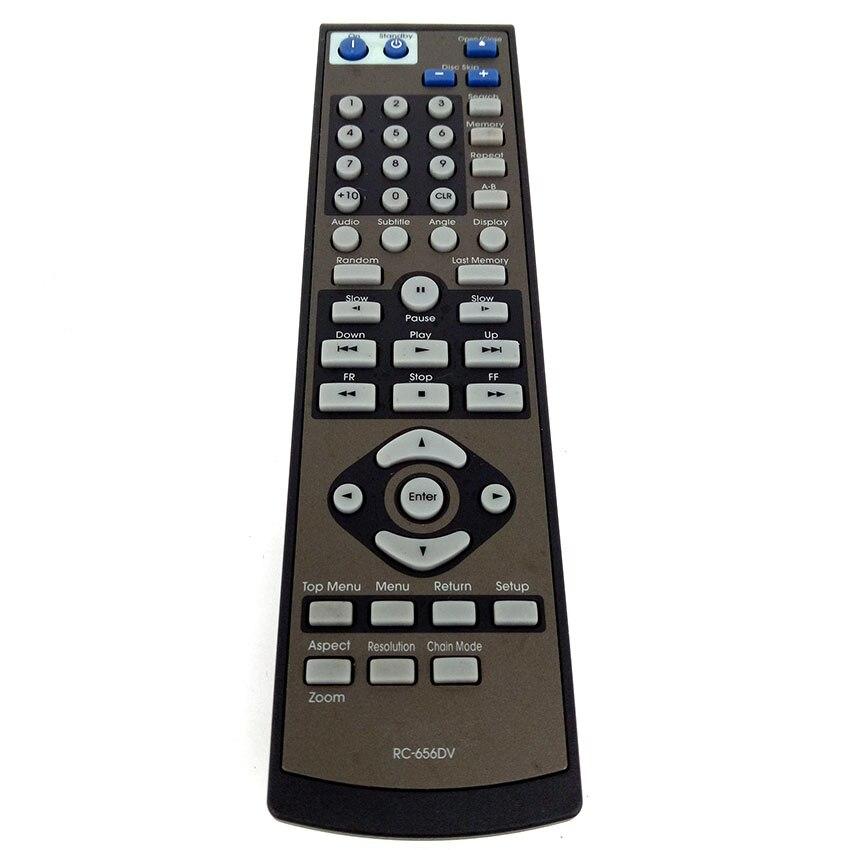 for Onkyo for Integra Remote Control Model RC-656DV audio fernbedienung