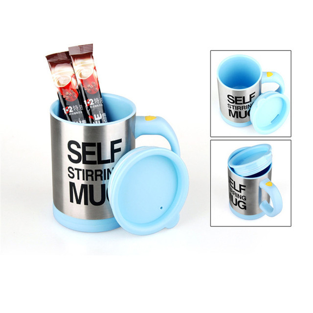 400ml Mug Automatic Electric Self Stirring 6