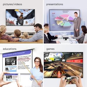 Image 5 - GGMM Miracast جهاز استقبال للتليفزيون أندرويد دونغل واي فاي لاسلكي صغير HDMI موالف التلفزيون 5G/2.4G DLNA AirPlay تدفق جهاز استقبال للتليفزيون ل ios يوتيوب