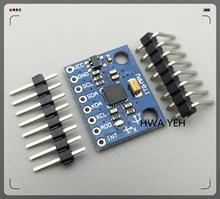 GY-521 MPU6050 MPU-6050 Sensor Module For Arduino 3 Axis Gyroscope Accelerometer Sensor Module Compatible Module MPU 6050 GY521